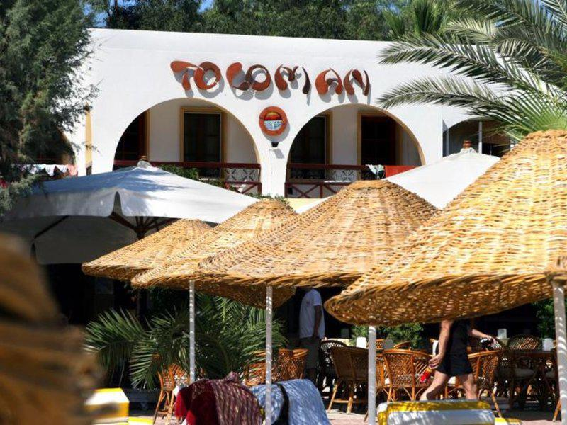 Toloman Hotel & Apart