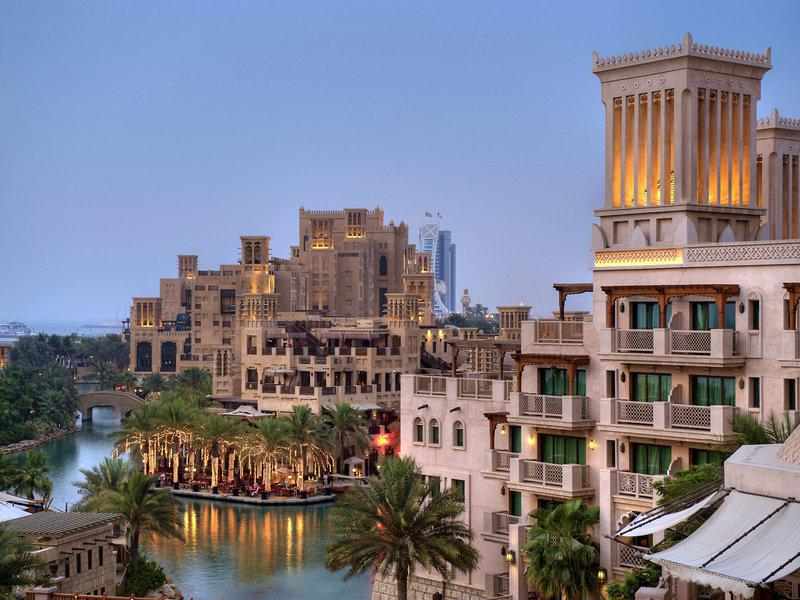 Madinat Jumeirah Resort - Jumeirah Al Qasr