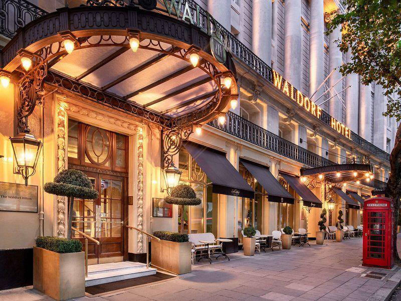 The Waldorf Hilton London