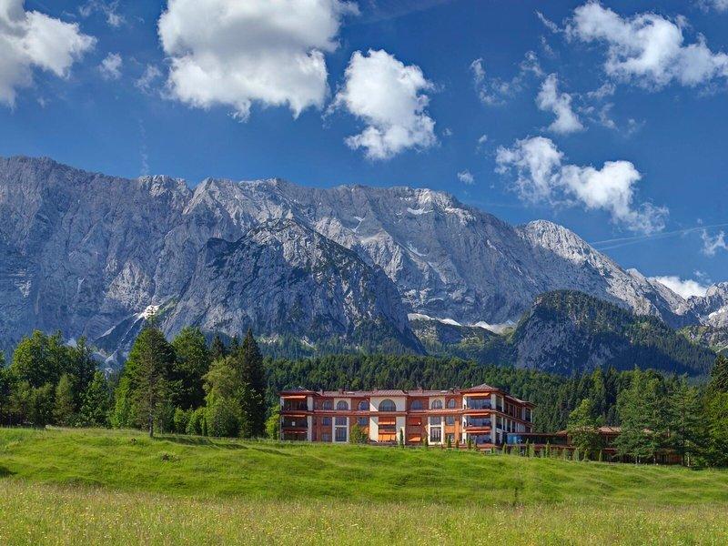 Schloss Elmau - Luxury Spa & Cultural Hideaway