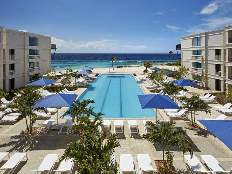 Marriott Curacao Beach Resort & Emerald Casino