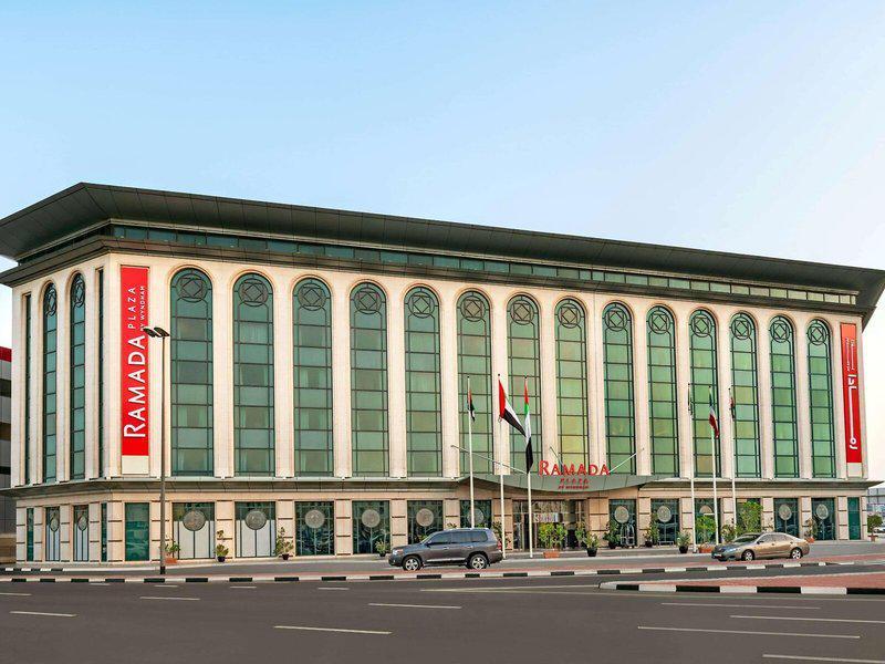 Ramada Plaza by Wyndham Dubai Deira