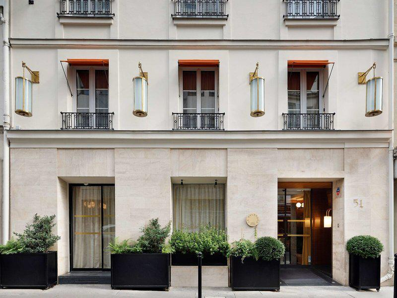Le Belgrand Hotel Paris Champs Elysees, Tapestry Collection