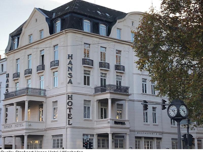 Favored Hotel Hansa Wiesbaden
