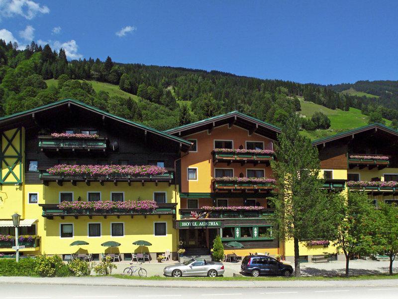 Austria Saalbach