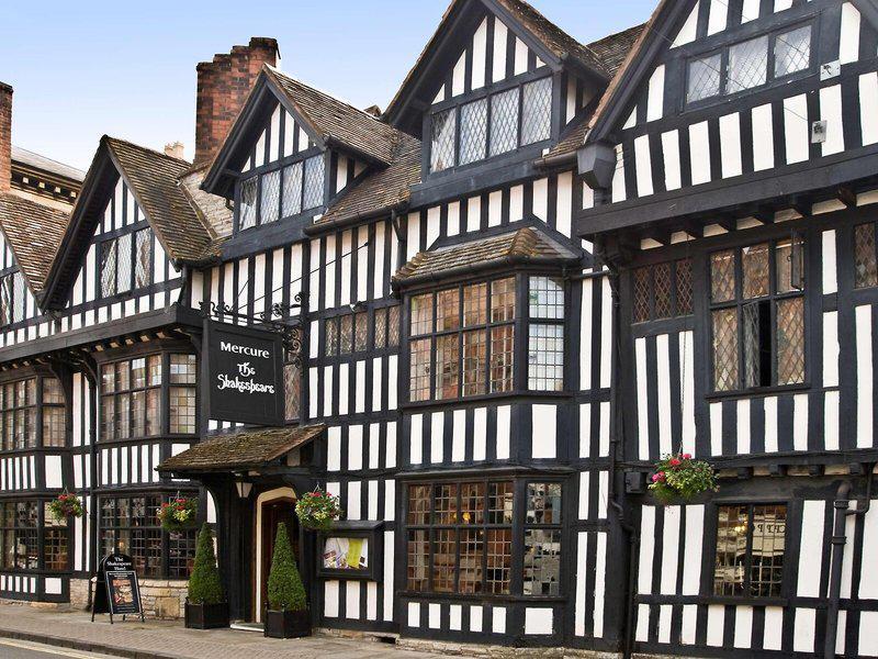 Mercure Shakespeare Stratford Upon Avon