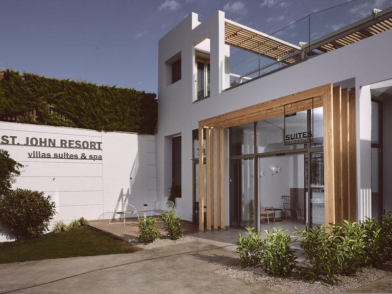 St. John Resort Villas Suites & Spa