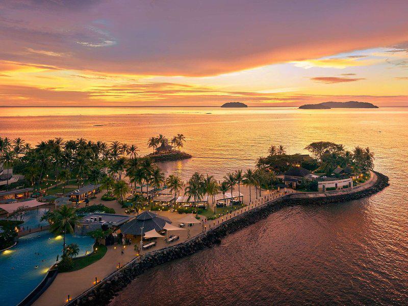 Shangri La Tanjung Aru Beach Resort & Spa