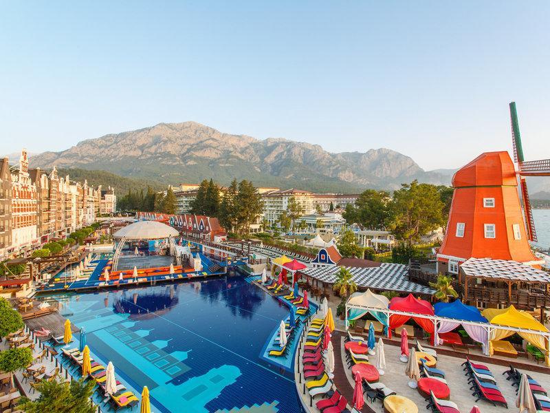 Orange County Kemer Resort Hotel