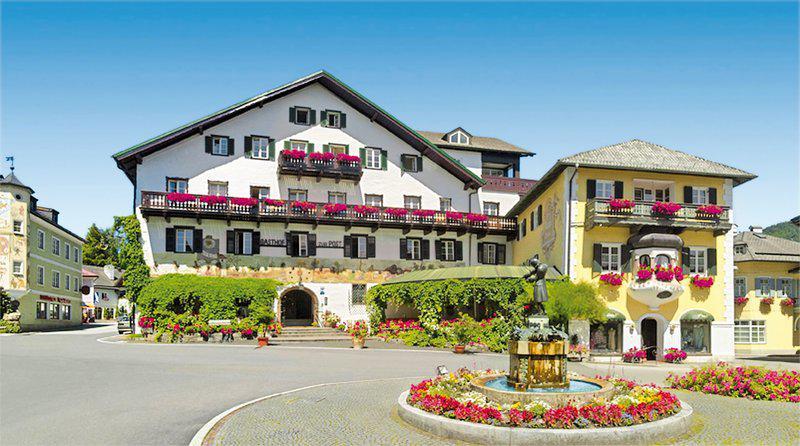 Gasthof Zur Post St.Gilgen