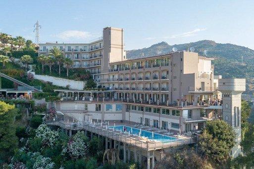 Hotel Antares & Olimpo-Le Terrazze
