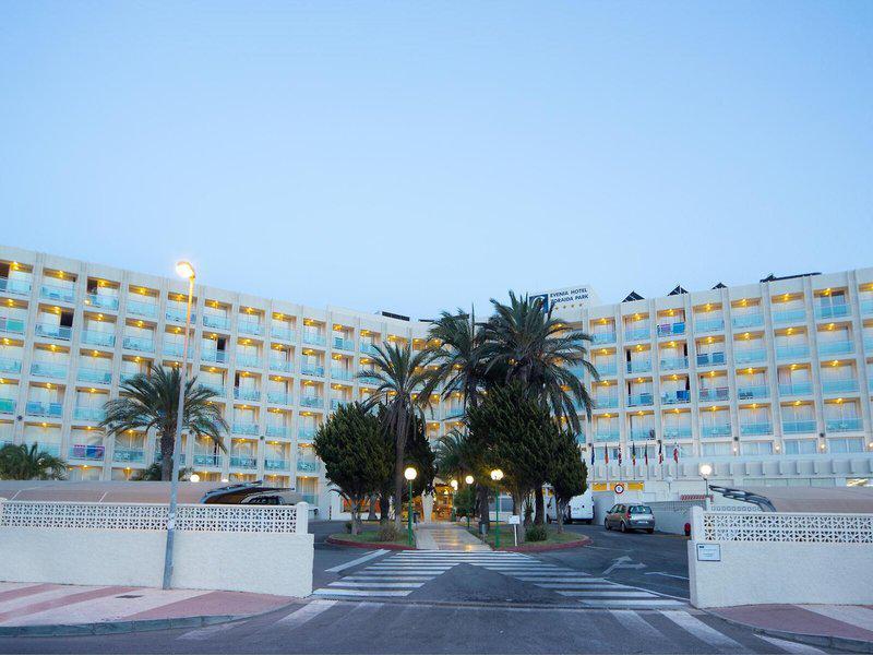 Evenia Zoraida Resort - Park / Garden / Beach