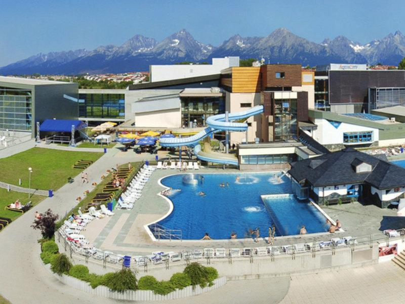 Aquacity Hotels Poprad