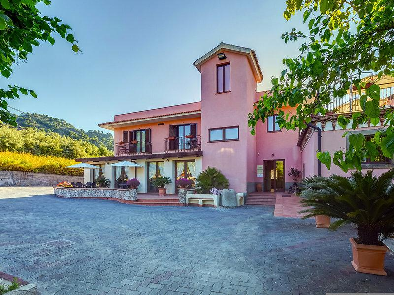 Gole Alcantara Botanical - La Casa Delle Monache