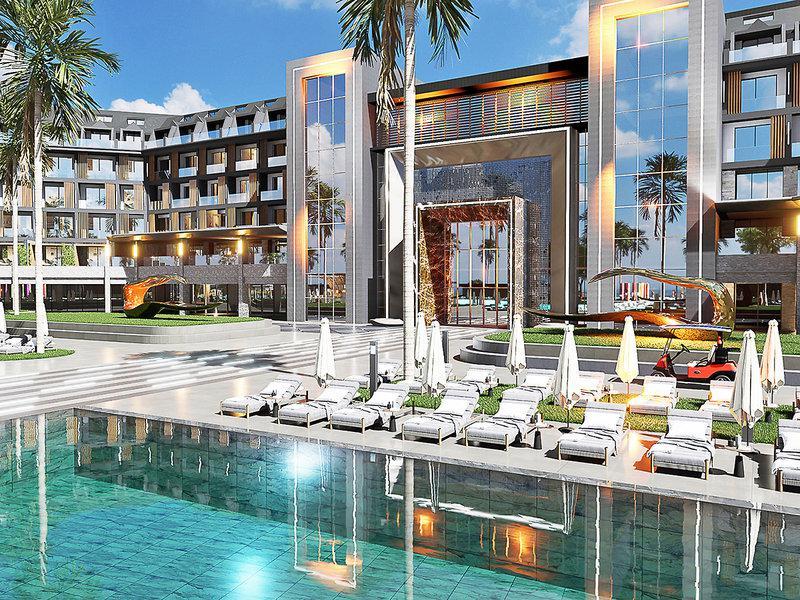 Nashira Resort Hotel & AQUA - SPA