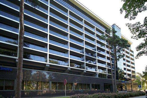 Hotel Jurmala Spa & Conference Centre