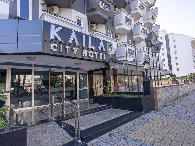 K House Hotel demnächst Kaila City Hotel