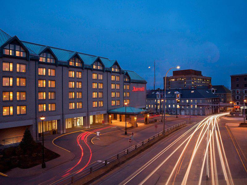 Marriott Harbourfront Halifax