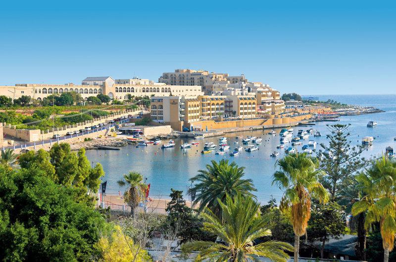 Marina at the Corinthia Beach Resort
