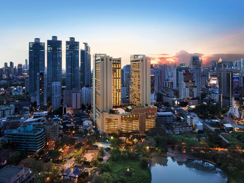 Bangkok Marriott Marquis Hotel Queen´s Park
