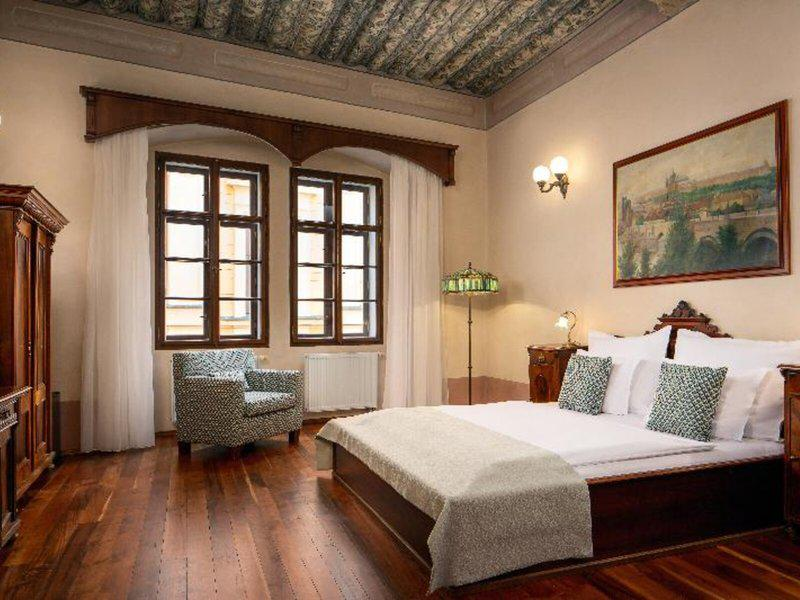 Grand Hotel Praha & Residence Apostolic