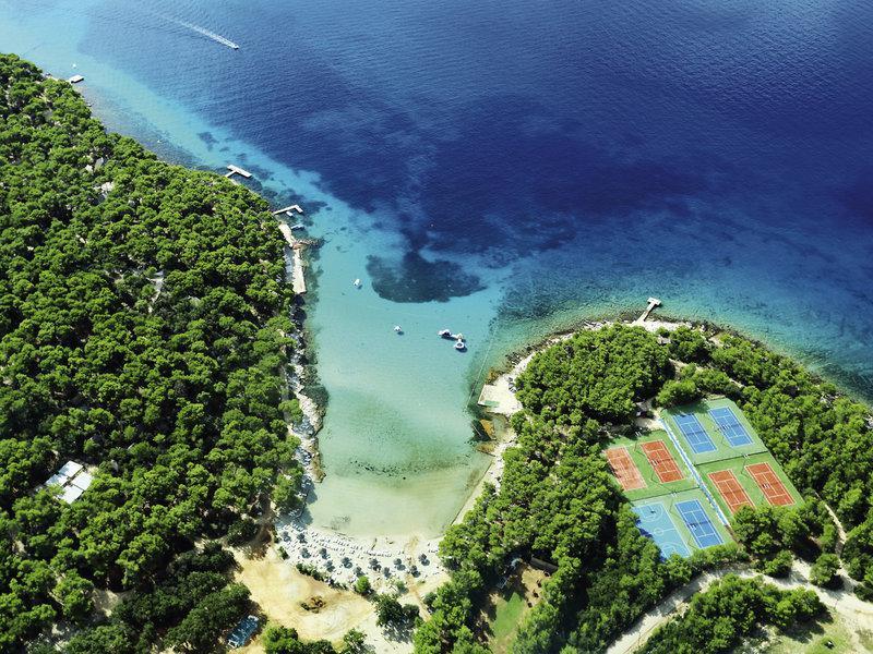 Pine Beach Pakostane Adriatic Eco Resort