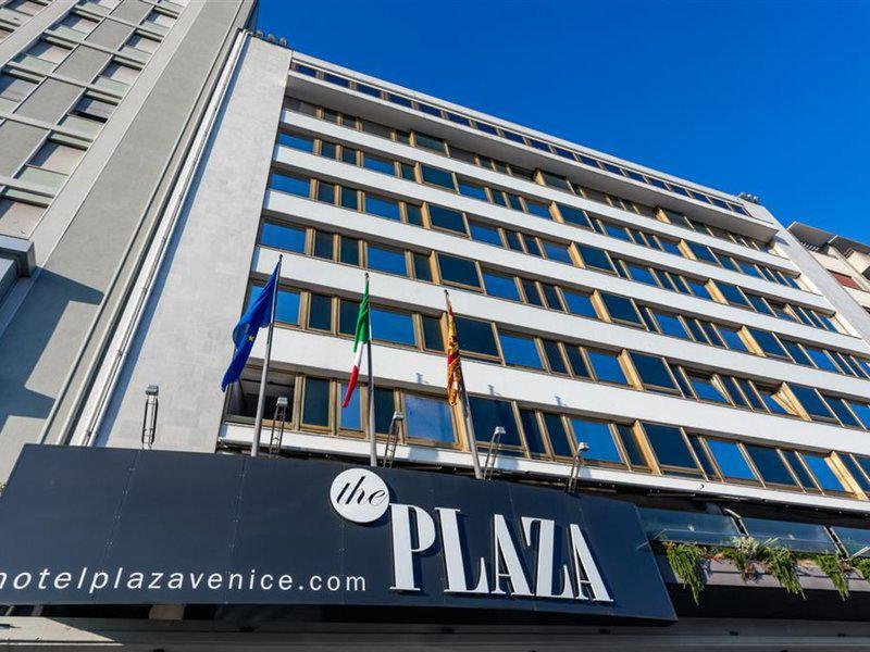 Hotel Plaza Venice Mestre