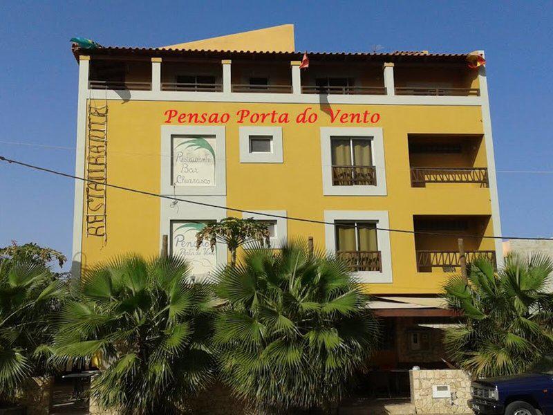 Porta Do Vento Pensao Hotel Santa Maria