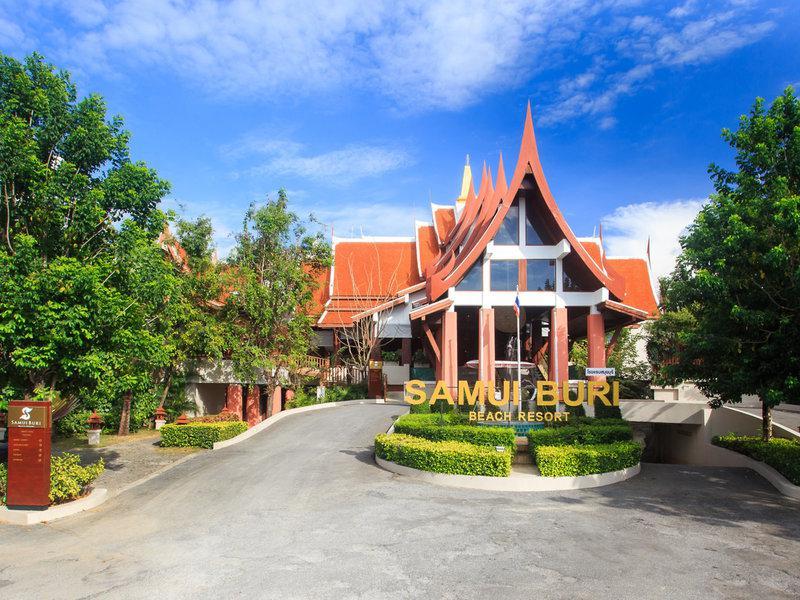 Samui Buri Beach Resort & Spa