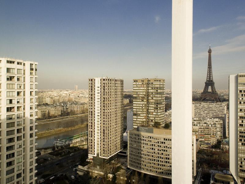 Adagio City Aparthotel Paris Centre Tour Eiffel