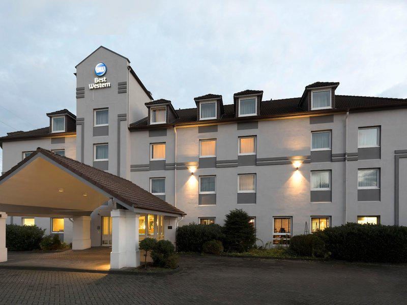 Best Western Hotel Cologne Airport