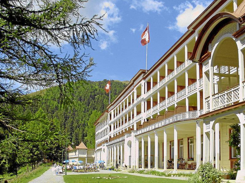 Hotel Schatzalp & Villa Guarda & Chalet