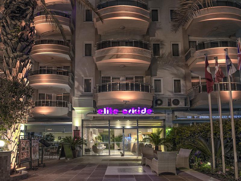 Elite Orkide Suite & Hotel demnächst Ramira Joy Hotel