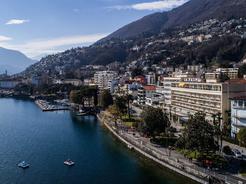 La Palma au Lac Hotel