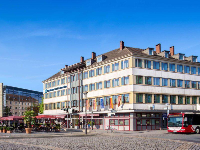 Best Western Hotel Hohenzollern