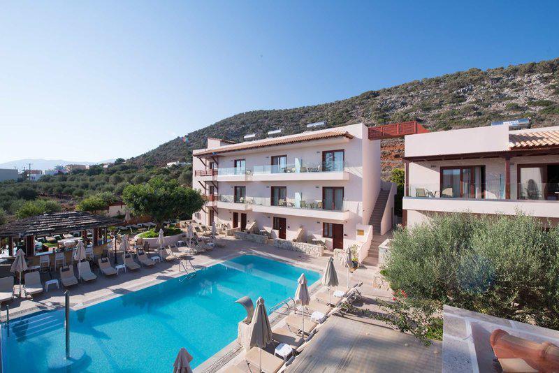 Cactus Village Hotel & Bungalows Stalis