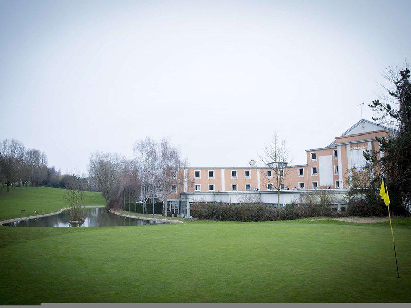 The Originals Boutique Hotel Golf Paris Est