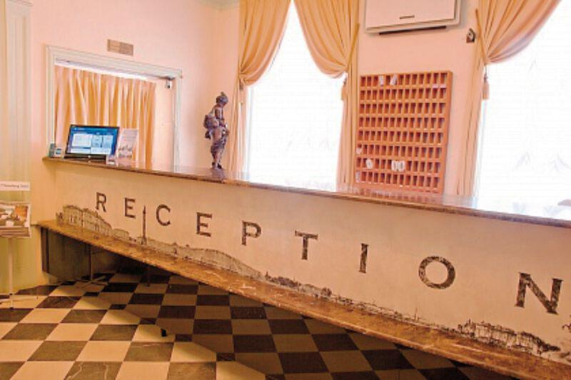 Nevskiy Grand Hotel