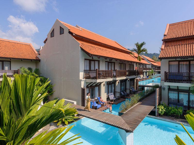 Khaolak Oriental Resort - Erwachsenenhotel