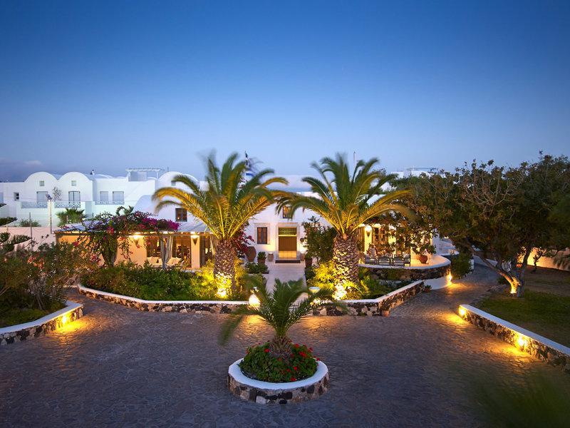 Santorini Resort Kastelli