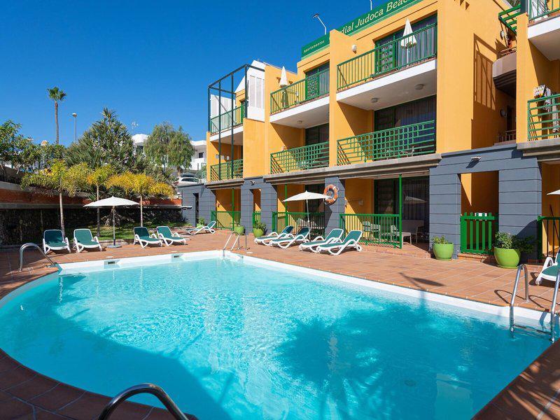 Apartments Cordial Judoca Beach - Erwachsenenhotel