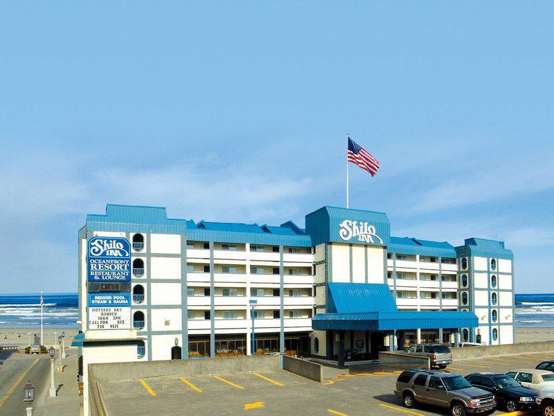 Shilo Inn Suites Hotel Seaside Oceanfront