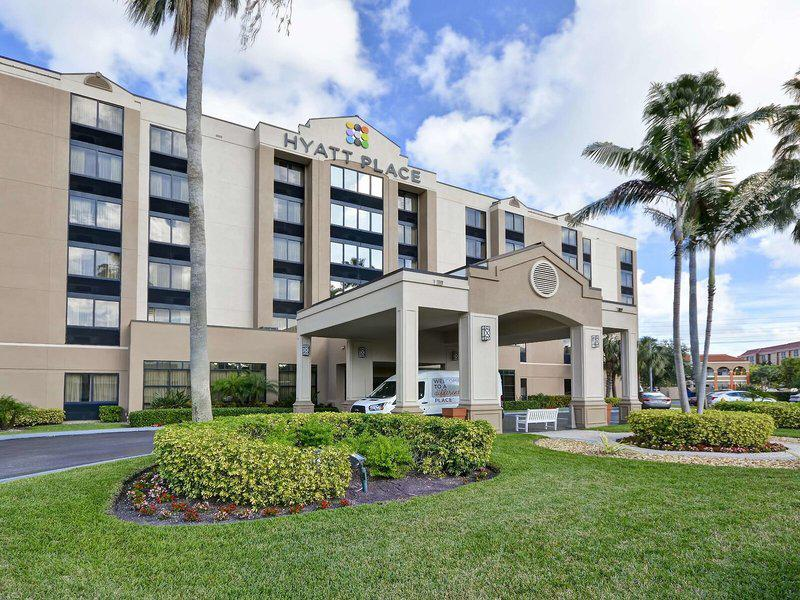 Hyatt Place Miami Airport-West Doral