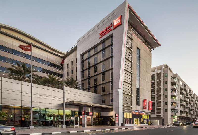 ibis Dubai Mall of the Emirates