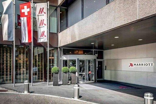 Marriott Hotel Zürich