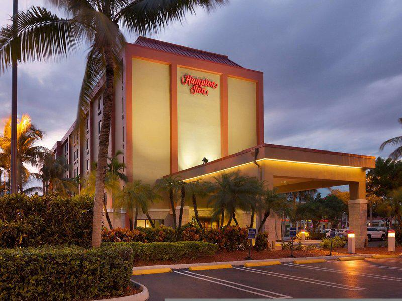 Hampton Inn Miami Airport West