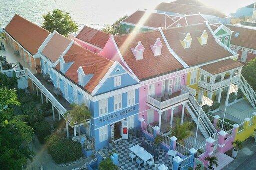 Scuba Lodge Boutique & Ocean Suites Hotel