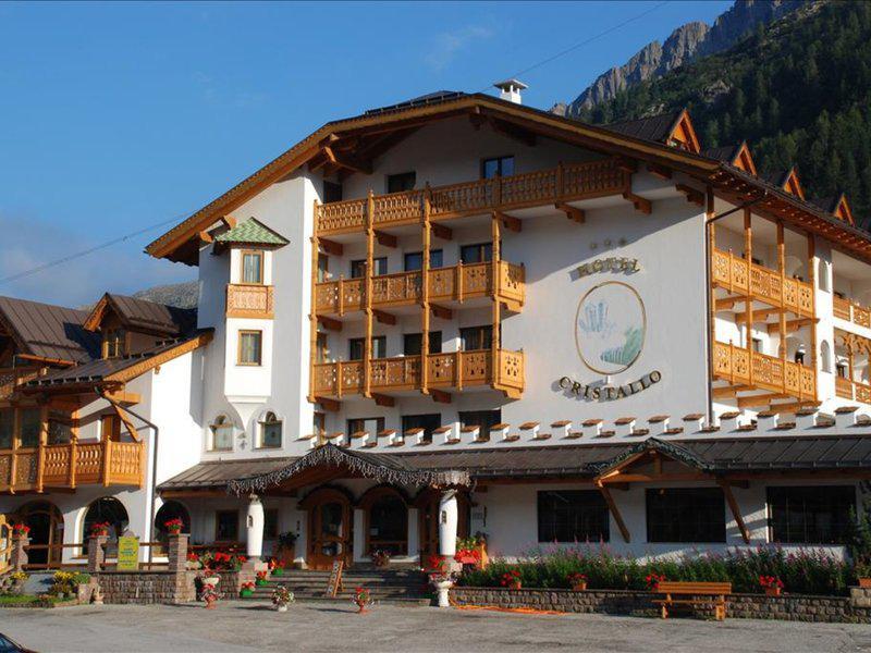 Hotel Cristallo Moena