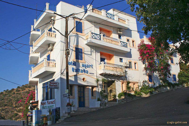 Pallada Aparthotel