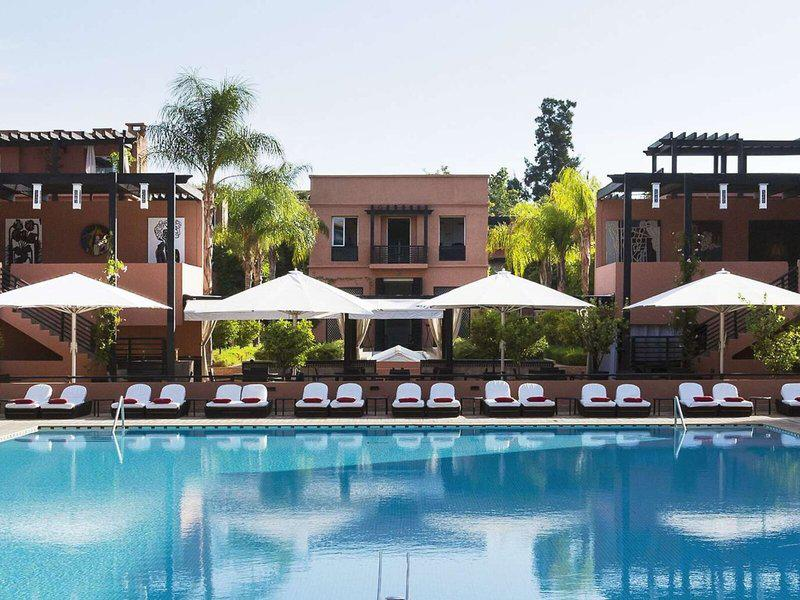 Hotel & Ryads Barriere Le Naoura